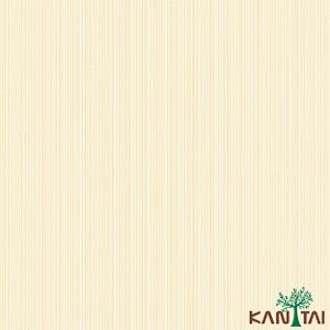 Papel de Parede Moda Em Casa 2  Ranhuras Creme  - MD700805R