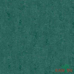 Papel de Parede Moda Em Casa 3 - Ranhuras Verde Com fundo Tiffany - md702004r
