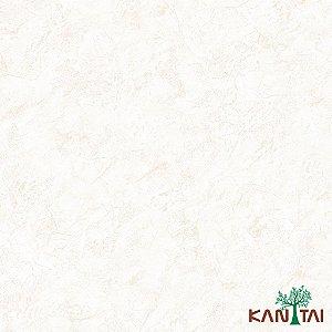 Papel de Parede Moda Em Casa 3- Estilo Mármore Fundo  Marfim  - MD702202R