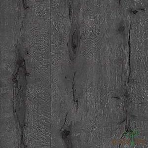 Papel de Parede Stone Age 2 - Grafite Madeira - SN605103R