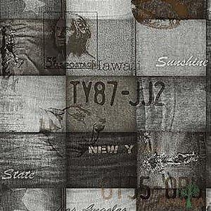 Papel de Parede Stone Age 2 - York Gray - SN606402R