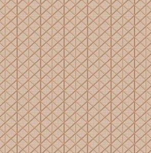 Tecido para Moveis Across trice Marrom-Bege - Acquablock 24