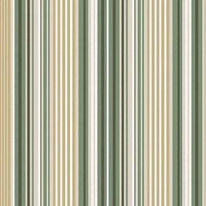 Tecido para Moveis Ilhabela Palha Listrado Verde - Acquablock 28