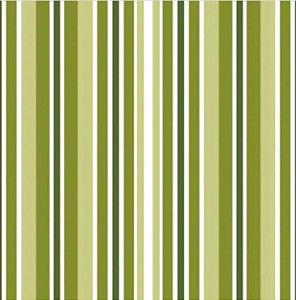 Tecido para Moveis Guarapua Verde Listrado fendi- Acquablock 48