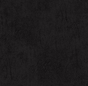 Tecido para Moveis Duna Preto liso- Acquablock 53