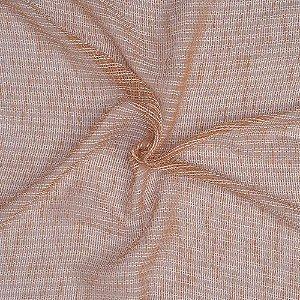 Tecido Para Cortina Voil Tricô Bege Largura 3,00m - Tricô 03