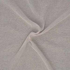 Tecido Para Cortina Voil Royal cinza - Largura 3,00m - Royal 02