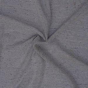 Tecido Para Cortina Voil Allure Chumbo - Largura 3,00m - Allure 03