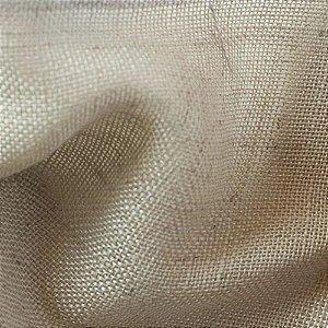 Tecido Para Cortina Voil Legito Fendi - Largura 2,80m - Egito 05