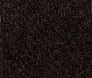 Tecido Jacquard Marrom Liso - PAN 132