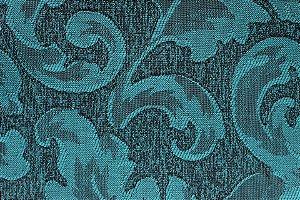 Tecido Jacquard Esmeralda Floral - PAN 147