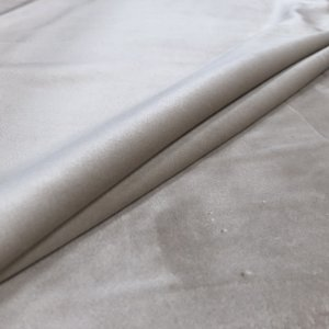 Tecido Veludo para Cortina 2,80 de largura - Marfim - SIL01