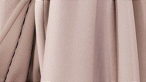 Tecido para Cortina American Poli Sarja Rose - Largura 2,80m - AME-04