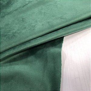 Tecido Veludo para Cortina 2,80 de largura - Verde Musgo - SIL05