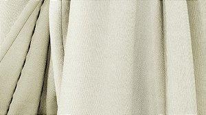 Tecido para Cortina American Gorgurinho Shantung Bege - Largura 2,90m - AME-16