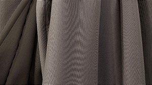 Tecido para Cortina American Gorgurinho Shantung Bege Escuro - Largura 2,90m - AME-21