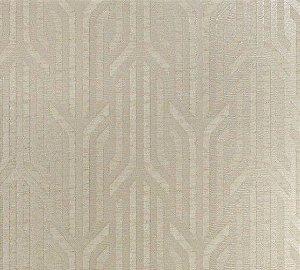 Tecido Jacquard Linho Creme Para Cortinas Com 2,80 de Largura - EUR01