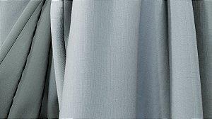 Tecido Para Cortina American Rafia Cinza - Largura 3,00m - AME-31