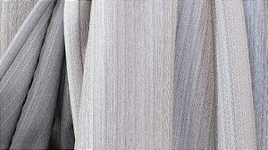 Tecido para Cortina American Madras Silver Branco - Largura 2,90m - AME-41