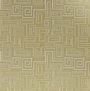Tecido Jacquard Imperial Greece Bronze Para Cortinas Com 2,90 de Largura - EUR17