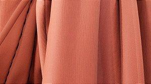 Tecido para Cortina American Florence Coral - Largura 2,90m - AME-70