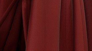 Tecido para Cortina American Florence Vermelho - Largura 2,90m - AME-75