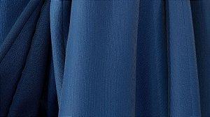 Tecido para Cortina American Florence Azul Royal - Largura 2,90m - AME-77