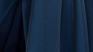Tecido para Cortina American Florence Azul Marinho - Largura 2,90m - AME-78