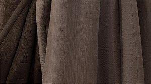Tecido para Cortina American Florence Marrom - Largura 2,90m - AME-80