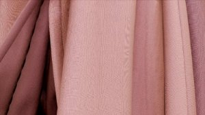Tecido para Cortina American Oxford liso Rosa - Largura 3,00m - AME-87