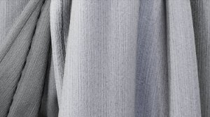 Tecido para Cortina American Rústico liso Cinza - Largura 2,90m - AME-100