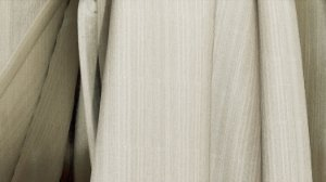 Tecido para Cortina American Chefron liso Palha - Largura 2,90m - AME-108