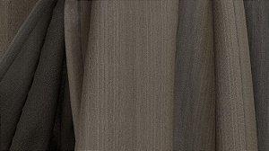 Tecido para Cortina American Chefron liso Castor - Largura 2,90m - AME-111