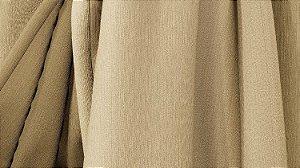 Tecido para Cortina American Chefron liso Kaki - Largura 2,90m - AME-112