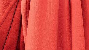 Tecido para Cortina American Chefron liso Vermelho - Largura 2,90m - AME-115