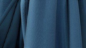 Tecido para Cortina American Chefron liso Marinho - Largura 2,90m - AME-118