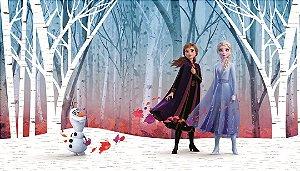 Papel de Parede Mural Frozen 2 Woodland - RMK11415M