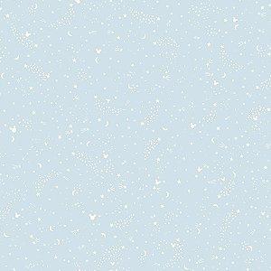 Papel de Parede Mickey Sonhos Azul - DI0985A
