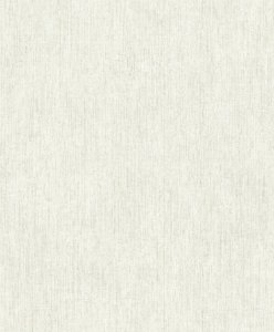 Papel de Parede Rústico Branco Pérola Brilhante - L54007