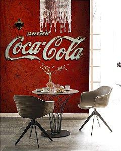 Painel Papel de Parede - Drink Coca-Cola - 2x3 - Z41279