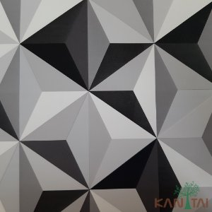 Papel de Parede Grace Estrela Colorida - 3G201802R
