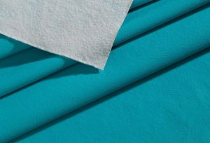 Tecido Corano Verde Agua Turquesa 9039