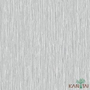 Papel de Parede Vision Branco e Prata - VI800302R