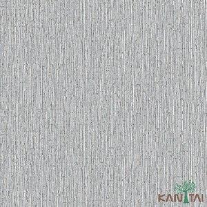 Papel de Parede Vision Pontilhado Cinza - VI800602R