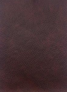 Tecido Corano Marrom Malhado Escuro 5854