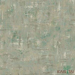 Papel de Parede Vision Verde Mesclado - VI800904R
