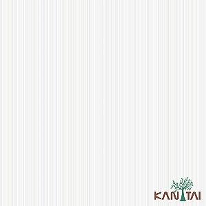 Papel de Parede Metropolis 2 Branco Com Listras - MT781601R