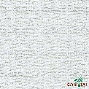 Papel de Parede Milan Trama Verde e Branco - ML981301R