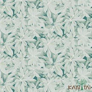 Papel de Parede Milan 2 Floral Verde - ML982103R