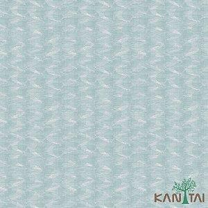 Papel de Parede Milan 2 Abstrato Azul e Branco- ML982402R